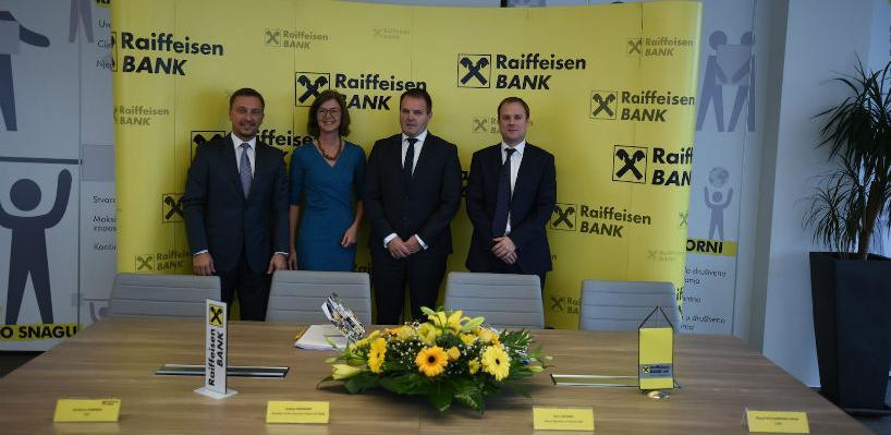 Nova usluga Raiffeisen banke: Pronalazak strateških finansijskih partnera