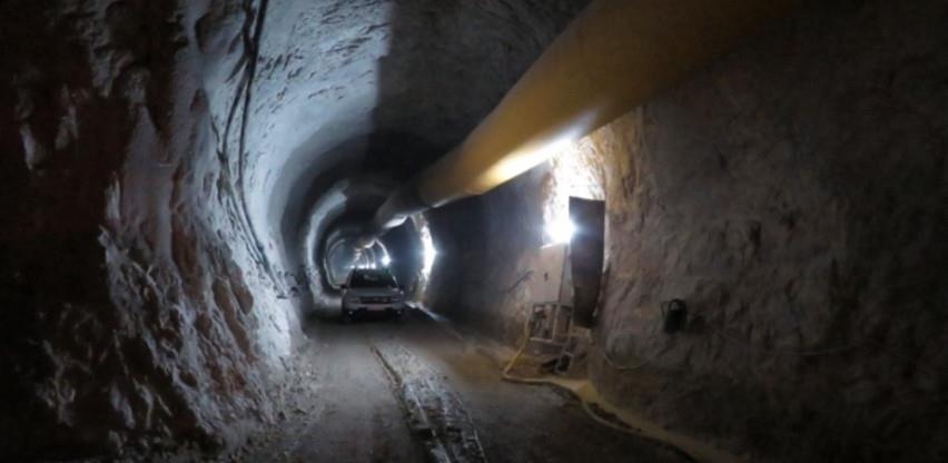 """Probijeno 10,5 kilometara dovodnog tunela za hidroelektranu """"Dabar"""""""