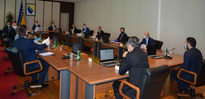 Vijeće ministara BiH odobrilo privremena otvaranja aerodroma Tuzla i Banjaluka
