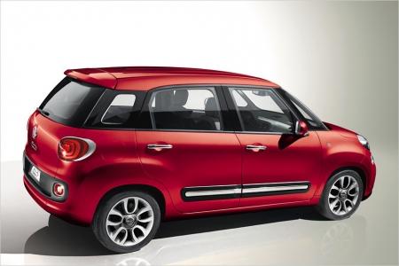 Počinje izvoz kragujevačkog 'Fiata 500 L' u Ameriku
