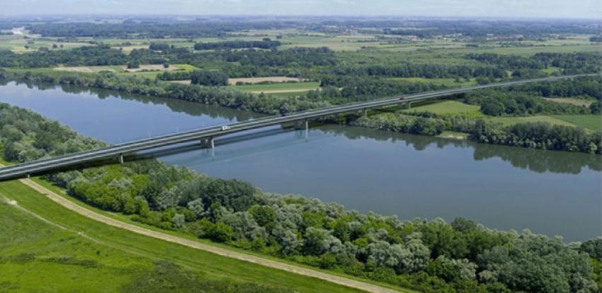 U augustu raspisivanje tendera za gradnju međudržavnog mosta preko Save