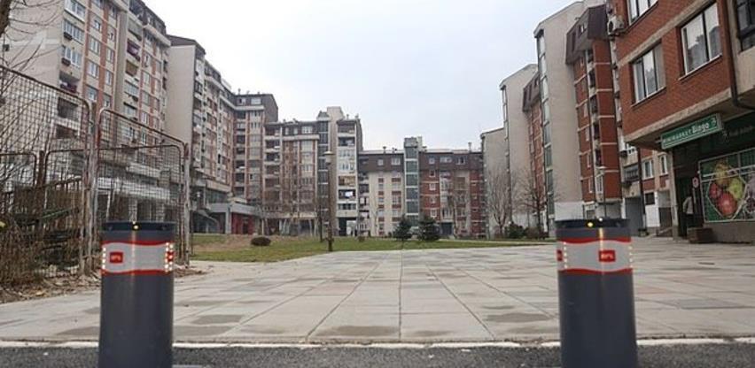 Završena rekonstrukcija trga Radakovo