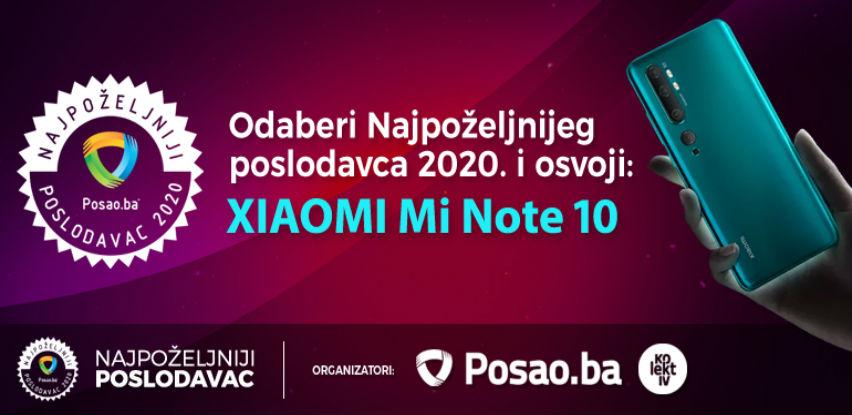 Počelo istraživanje o Najpoželjnijem poslodavcu u BiH!