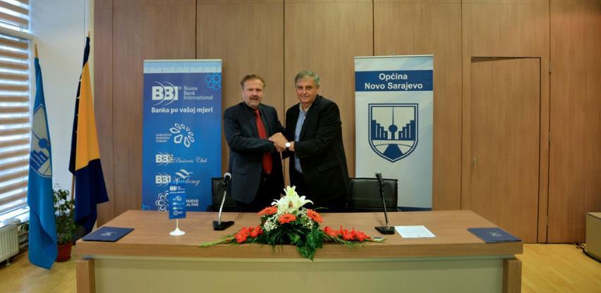 Novih četiri miliona za privrednike Novog Sarajeva po stopi od nula posto