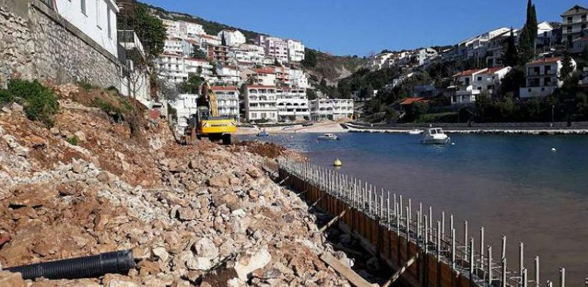 Općina Neum nastavlja sa gradnjom kolektora