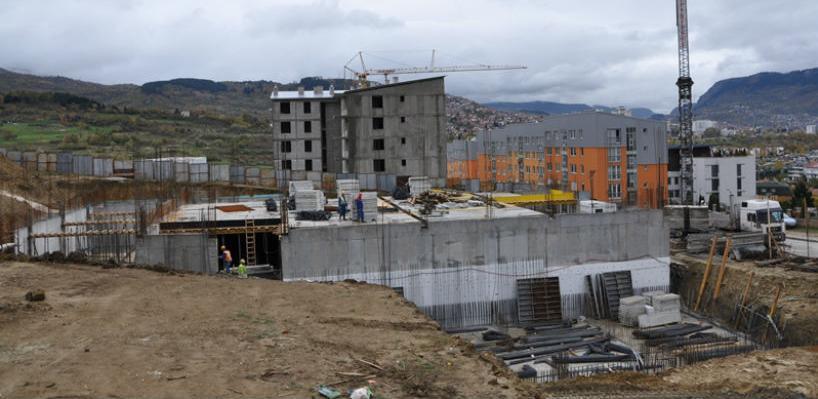 Prva faza izgradnje škole na Šipu će biti okončana prije zadatog roka