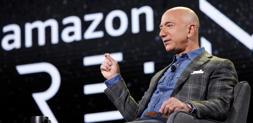 Jeff Bezos i dalje najbogatiji na svijetu