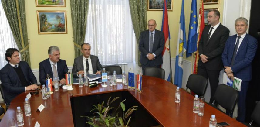BiH i Hrvatska potpisale provedbene ugovore o prihvaćanju vode