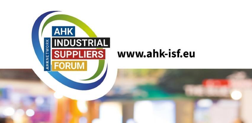 Posjetite platformu AHK ISF: Iskoristite priliku da sklopite kontakte sa kupcima iz Njemačke!