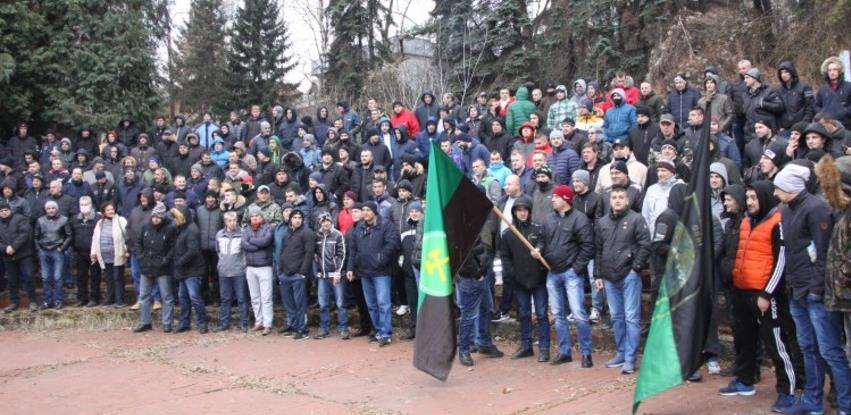 Deblokirani računi, brezanskim i zeničkim rudarima isplaćene plaće za januar