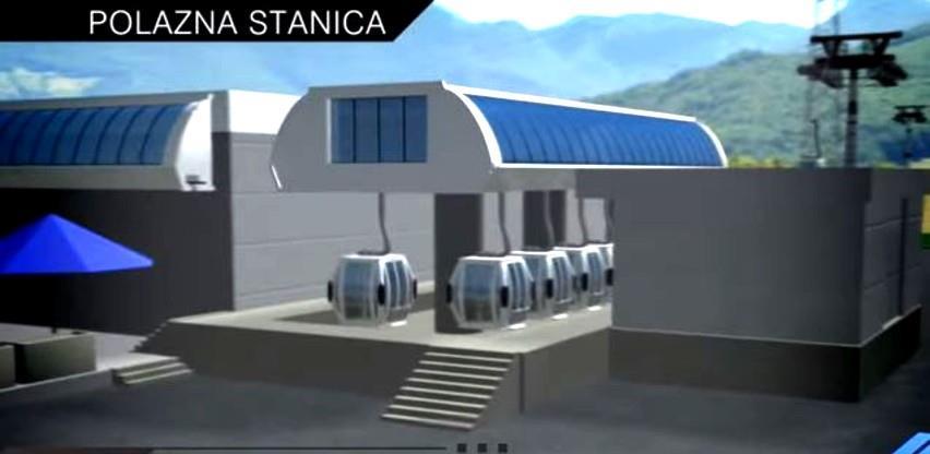 Napravljeni prvi koraci za izgradnju gondole Sarajevo-Jahorina (Video)