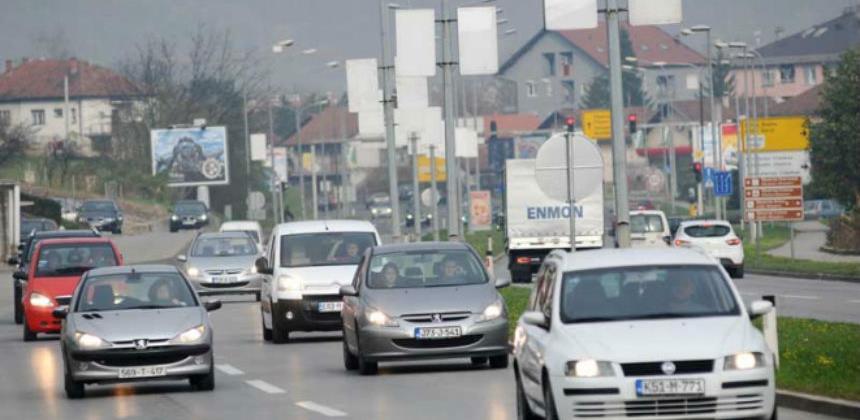U BiH u 2019. registrovan 1,1 milion vozila, 55 posto ih starije od 19 godina