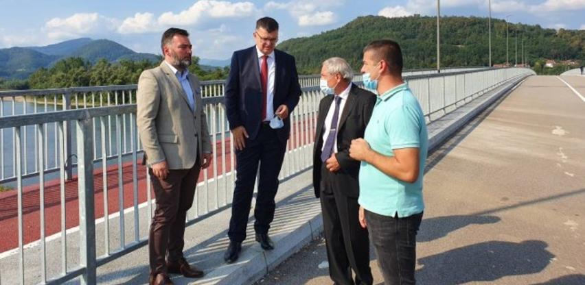 Granični prelaz Bratunac-Ljubovija ima veliki značaj, završetak radova 2021.