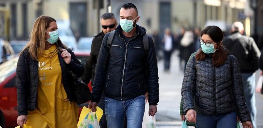 Krizni štab Ministarstva zdravstva Kantona Sarajevo donio nove, oštrije mjere