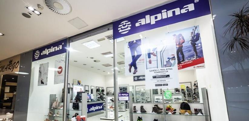 Prodaje se slovenačka Alpina