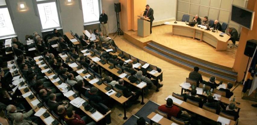 Skupština KS usvojila budžet za 2021. u iznosu od 974.200.500 KM