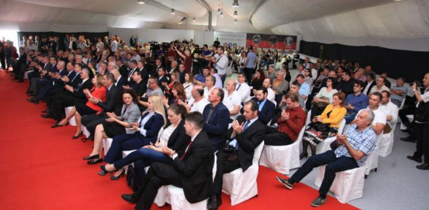 Sutra otvaranje međunarodnog sajma 'Grapos Expo'