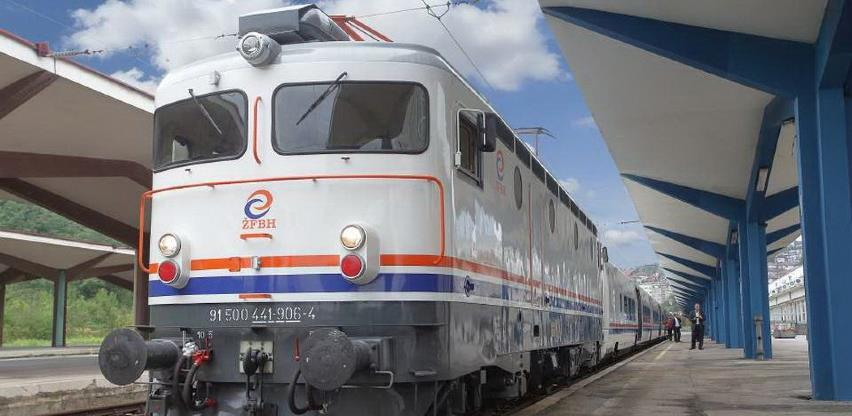 U FBiH pad željezničkog prometa za čak 81,5 posto