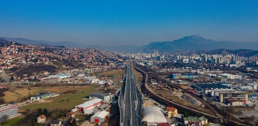 Utvrđen javni interes za izgradnju gradskog autoputa u Sarajevu