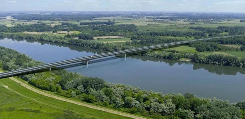 Most preko Save između Brčkog i Gunje od januara je zatvoren