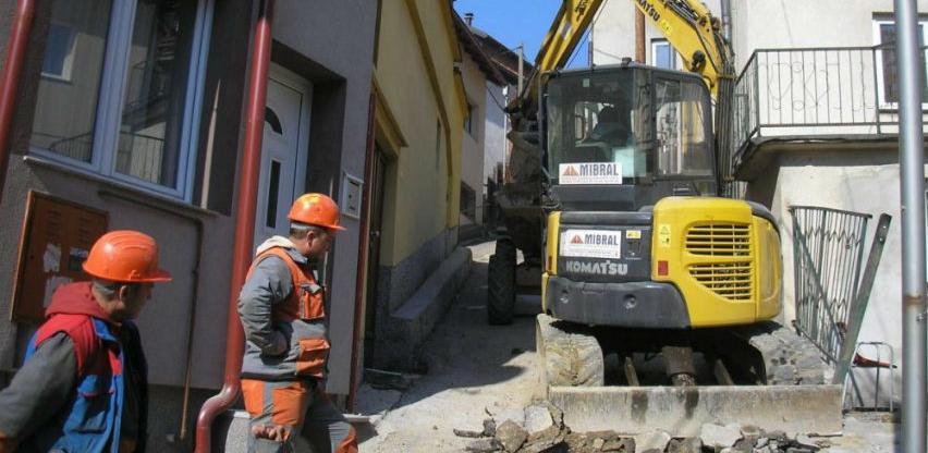 Mibral: Naša kompanija nije razlog oronulih ulica u Starom Gradu