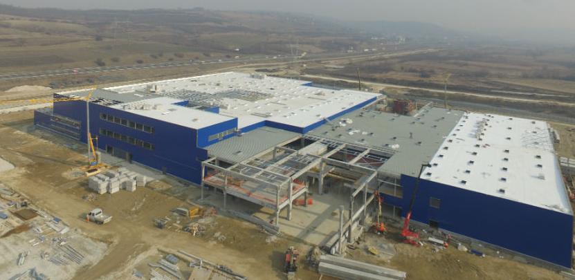 Širbegović završio montažu konstrukcije za robnu kuću IKEA u Beogradu