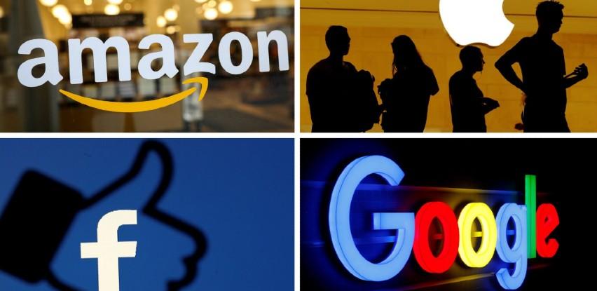 SAD postigle sporazum s evropskim zemljama o ukidanju poreza na digitalne usluge
