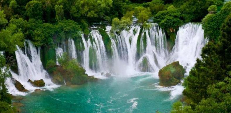 Unaprijeđena turistička infrastruktura na vodopadu Kravica