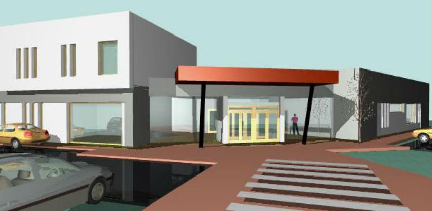 Pogledajte budući izgled nove autobuske stanice u Brodu
