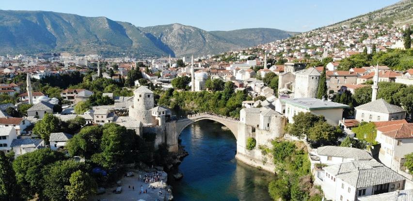 Iz kojih zemalja su turisti najviše boravili u BiH u julu