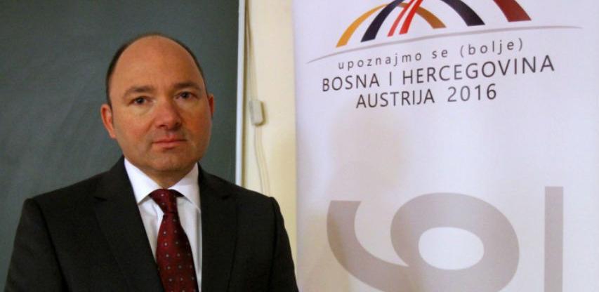 Pammer: Vodeći ljudi premalo vide zajedničku viziju BiH u EU