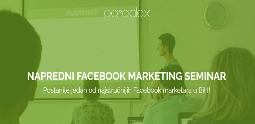 Napredni Facebook marketing