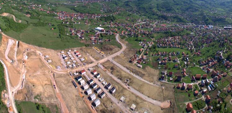 Izgradnja naselja Poljine Hills stala na jednoj vili