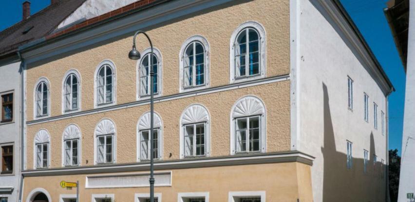 Austrija pretvara rodnu kuća Hitlera u policijsku stanicu