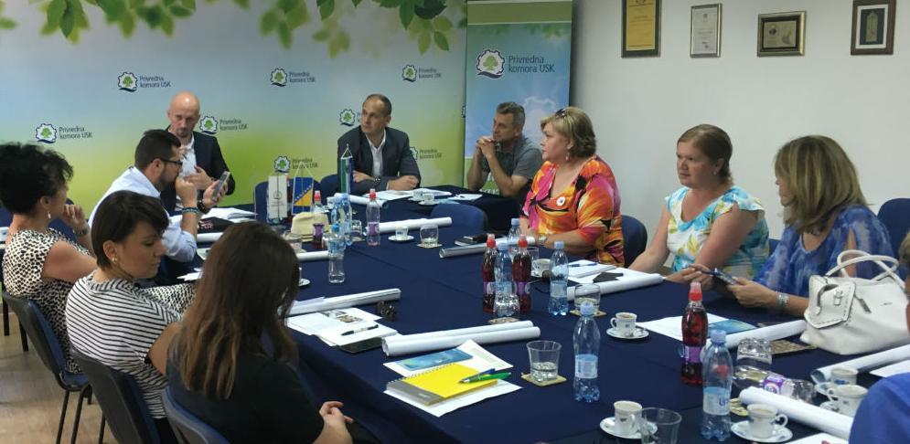 Održan prvi sastanak Organizacionog odbora sajma EKOBIS 2017