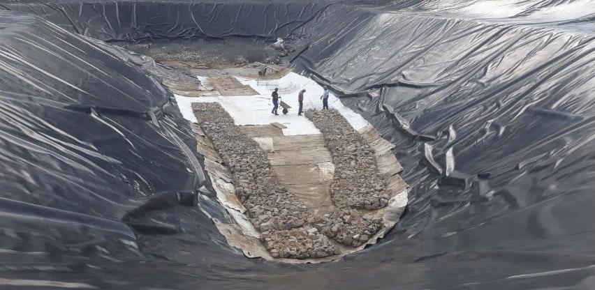 Bosman gradi vještačko jezero na Bjelašnici vrijednosti 1,2 miliona KM