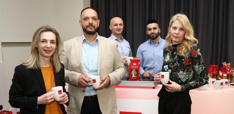 Coffee Cupping: Franck predstavio stručnjake koji stoje iza Jubilarne kafe