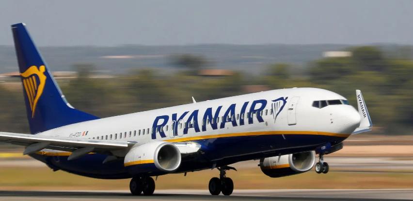 Ryanair uspostavlja novu rutu iz Banjaluke do Geteburga
