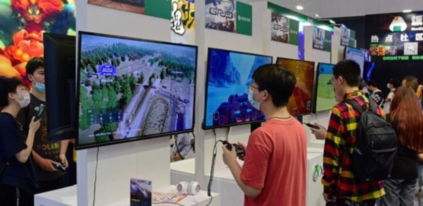 Kina djeci igranje igrica ograničila na tri sata sedmično