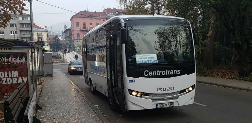 Do kraja januara dozvole za kombije Centrotransa