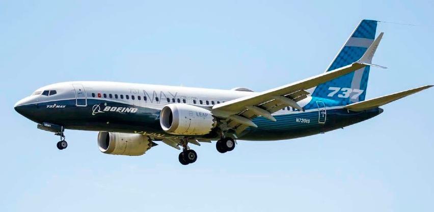 BiH odobrila letove Boeing 737 MAX u svom zračnom prostoru
