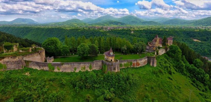 Geotehničkim ispitivanjima počela sanacija Starog grada Ostrožac