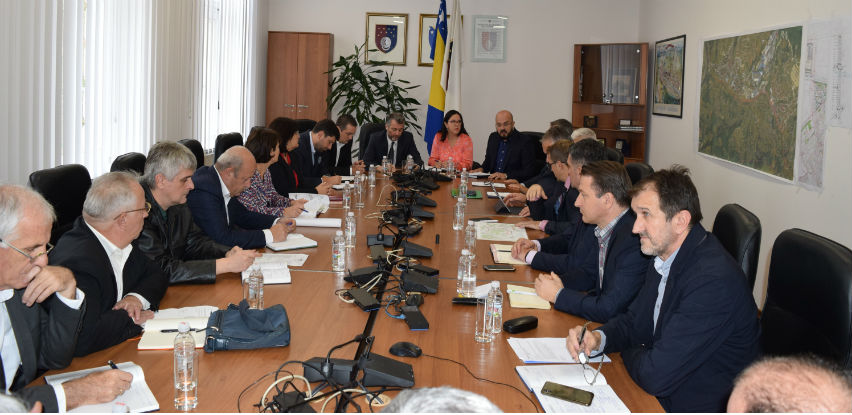 Nastavak izgradnje sarajevske brze ceste: Projekt interesa za Vladu KS i FBiH