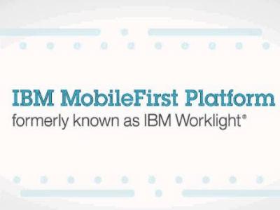 Predavanje o IBM MobileFirst Foundation platformi