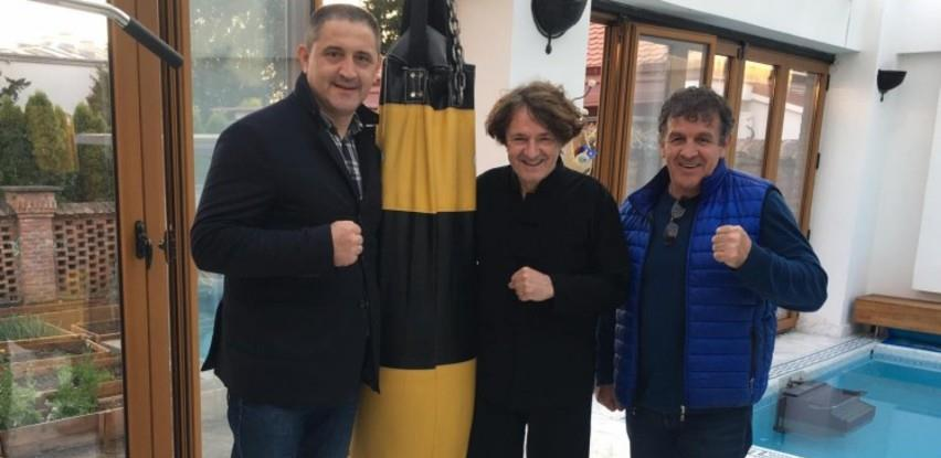 Goran Bregović potvrdio da će ući u upravu Bokserskog kluba Željezničar