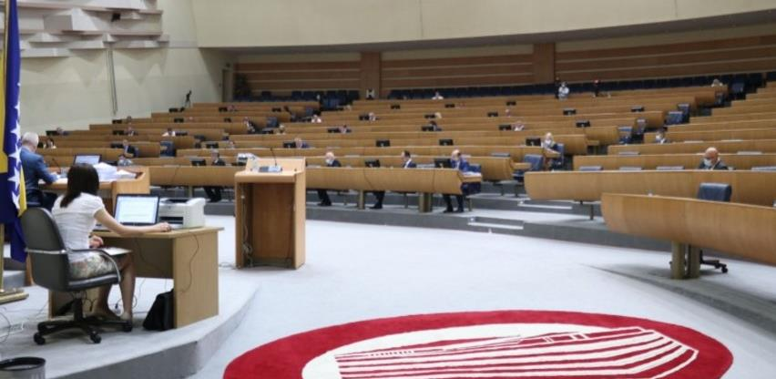 Budžet institucija BiH za 2020. godinu će biti razmatran po skraćenom postupku