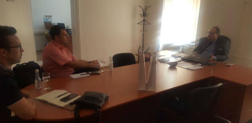 Uspostavlja se saradnja između agencija za razvoj Kalesije i Tešnja