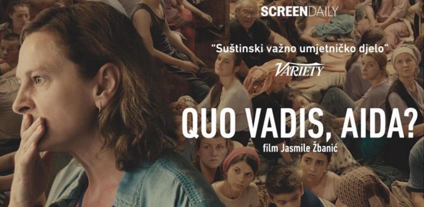 'Quo Vadis, Aida?' Jasmile Žbanić nominiran za Oskara