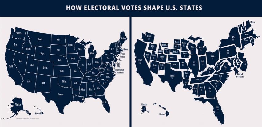Uoči izbora: Američka ambasada u BiH pojasnila kako se bira predsjednik SAD
