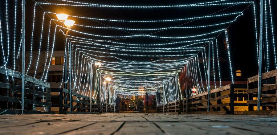 """Bosanska Krupa: Sve spremno za početak """"MEGGLE Zimske priče 2019"""""""